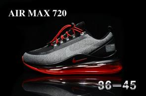 nike air max 720 2019 limited edition 720-010 gray red